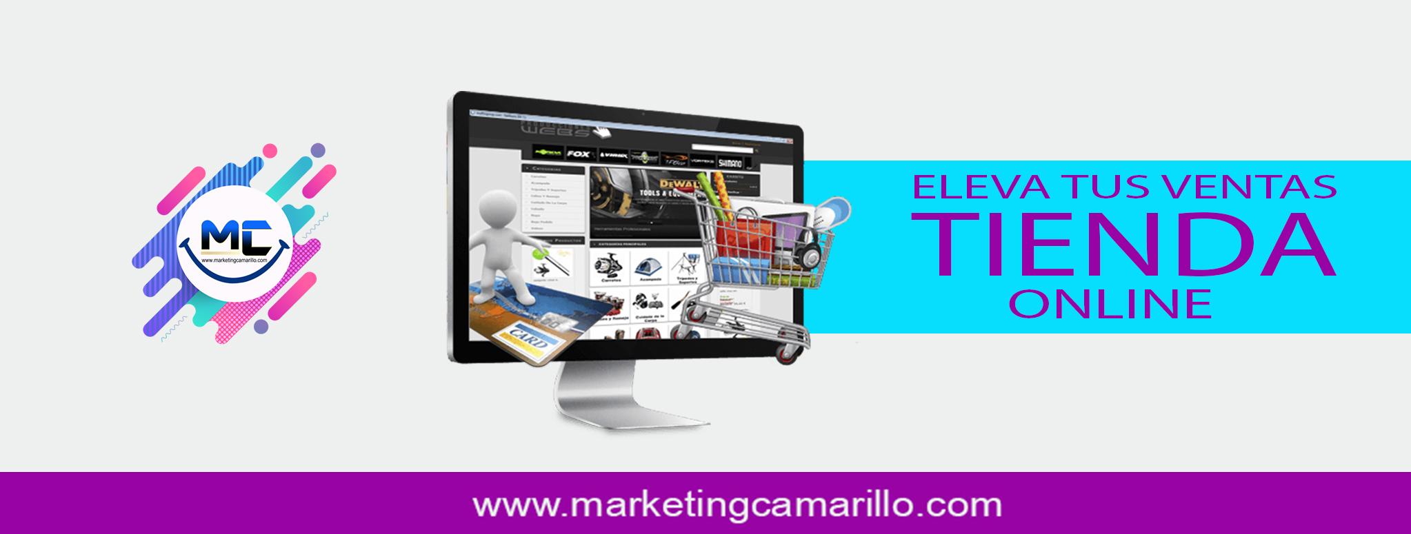 AGENCIA DE MARKETING-CAMARILLO-TIENDA ON LINE